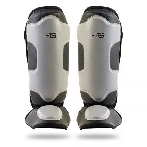 TS 3011-Leather Shin Instep Guard