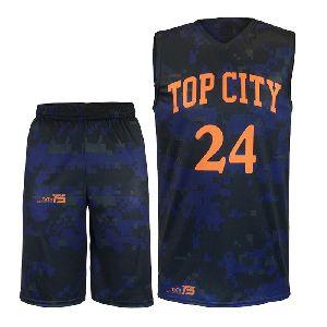 TS 6777-Basketball Uniform