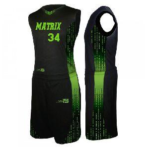 TS 6811-Basketball Uniform