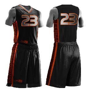 TS 6855-Basketball Uniform