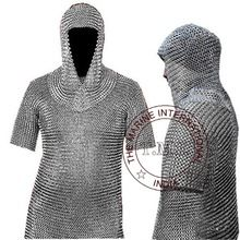 Medieval Chain mail Armor Shirt