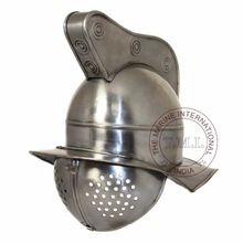 Roman Gladiator Fighter Helmet