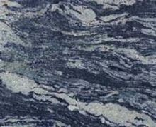 River blue granite