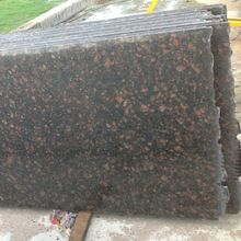 Tan Brown Coral Brown Granite