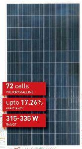 Eldora Grand Series Solar Panel