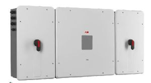 TRIO-TM 50 to 60 kW ABB String Inverter
