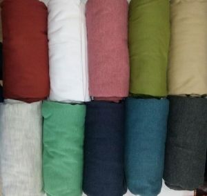 Single jersy knitted and hosiery fabrics