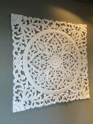 Abstract Wood Wall Art 07