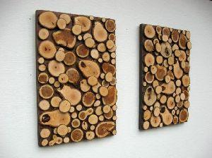 Abstract Wood Wall Art 10