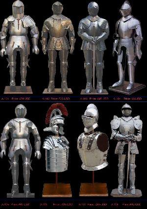 Medieval Armour 03