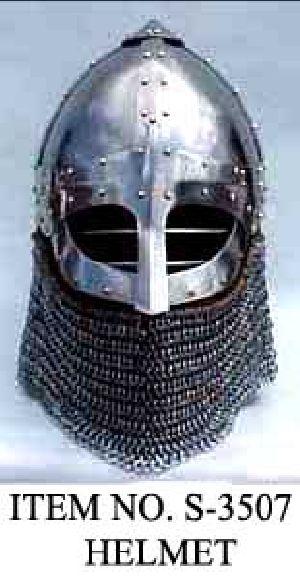 S-3507 - Spartan Helmet