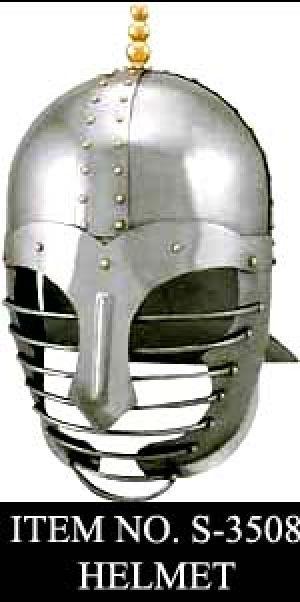 S-3508 - Spartan Helmet