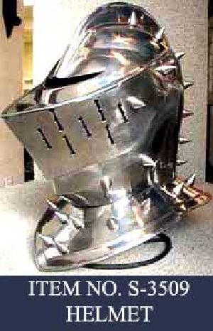 S-3509 - Spartan Helmet