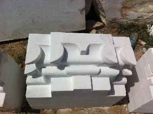 Marble Temple Carving 02