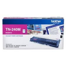 Brother TN-240 Magenta Toner Cartridge