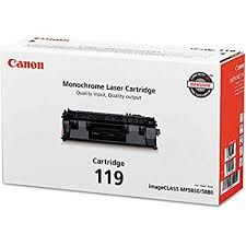 Canon 319 Black Toner Cartridge