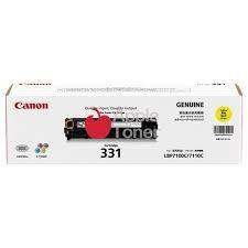 Canon 331 Yellow Toner Cartridge