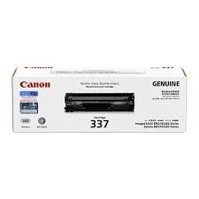 Canon 337 Black Toner Cartridge