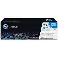 HP CB541A Cyan Toner Cartridge (125A)