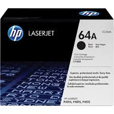 HP CC364A Black Toner Cartridge (64A)