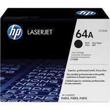 HP CC364A Black Toner Cartridge (64A)