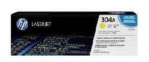 HP CC532A Yellow Toner Cartridge (304A)