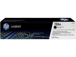 HP CE310A  Black Toner Cartridge (126A)
