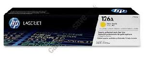 HP CE312A Yellow Toner Cartridge (126A)