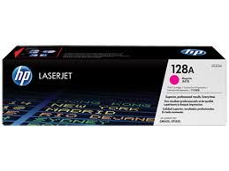 HP CE323A Magenta Toner Cartridge (128A)