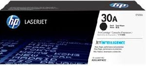 HP CF230A Black Toner Cartridge (30A)