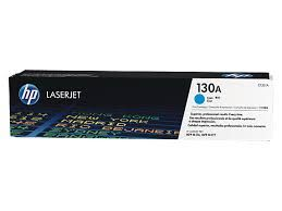 HP CF351A Cyan Toner Cartridge (130A)