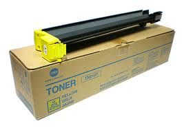 Konica Minolta TN - 210 Yellow Toner Cartridge