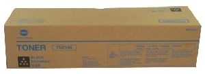 Konica Minolta TN - 214 Black Toner Cartridge