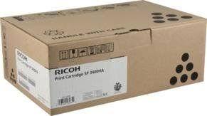 Ricoh Aficio SP 3400HS Black Toner Cartridge