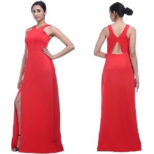 Ladies Cotton Gown