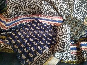 Chanderi Cotton Unstitched Suit 02