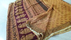 Chiffon Bagh Printed Saree 05