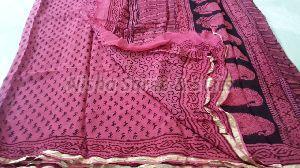 Chiffon Bagh Printed Saree 08
