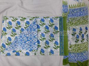 Jaipuri Cotton Unstitched Suit 34