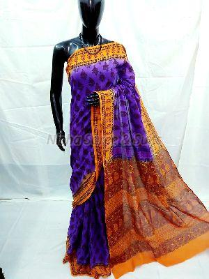 Pure Cotton Saree 01