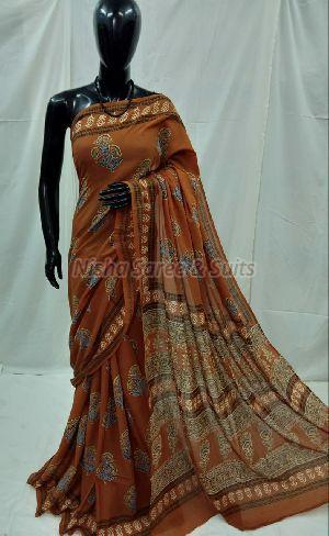 Pure Cotton Saree 04