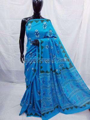 Pure Cotton Saree 06