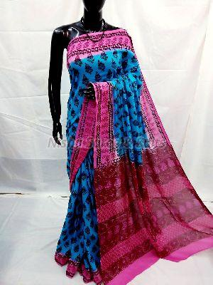 Pure Cotton Saree 08