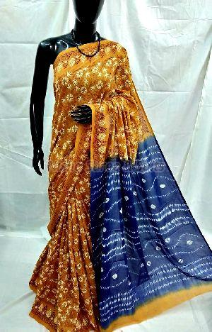 Pure Cotton Saree 10