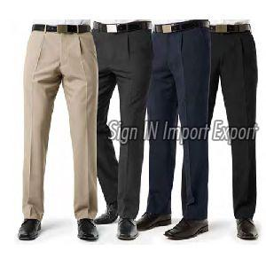 Mens Formal Trouser