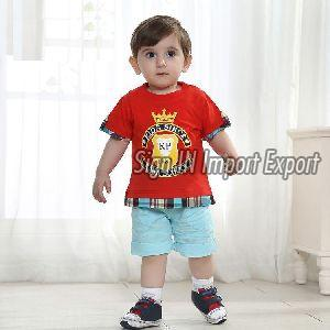 Boys T-Shirt and Short