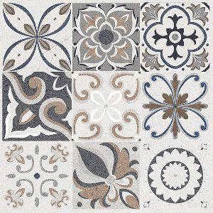 60x60 cm Rustic GVT & PGVT Tiles