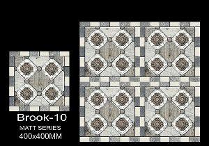 Brook-10 - 40x40 cm Ceramic Floor Tiles