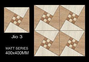 Jio Matt Series  - 40x40 cm Ceramic Floor Tiles