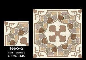 Neo-2 Matt Series  - 40x40 cm Ceramic Floor Tiles